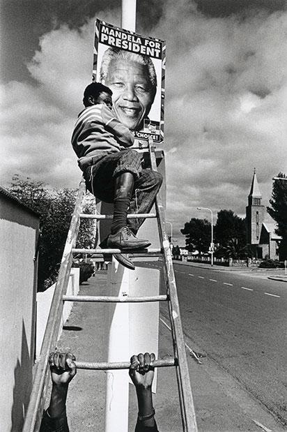 De Aar South Africa  city photos gallery : Elections in De Aar Gideon Mendel